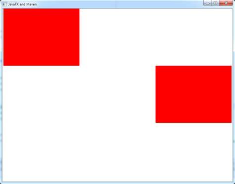 javafx layout margin css javafx remove padding margin border from pane