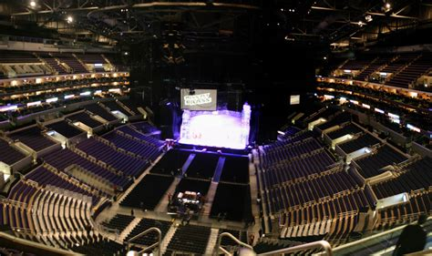 Verizon Center Floor Plan staples center info stades