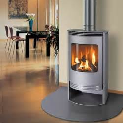 gas free standing fireplace 17 best images about free standing fireplaces for sea