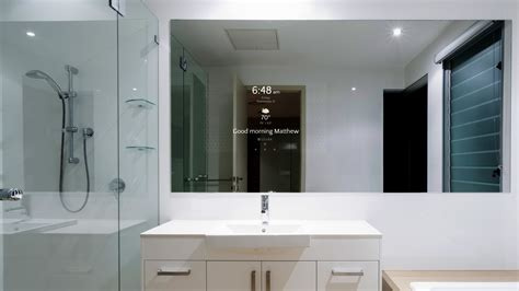 seura smart mirror interior design center  st
