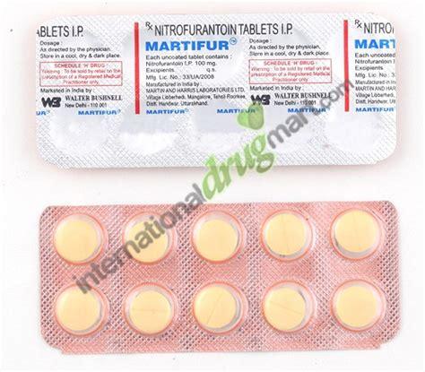 T Furadantin nitrofurantoin