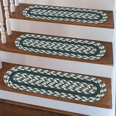 rug for stairs braided stair rugs rugs ideas