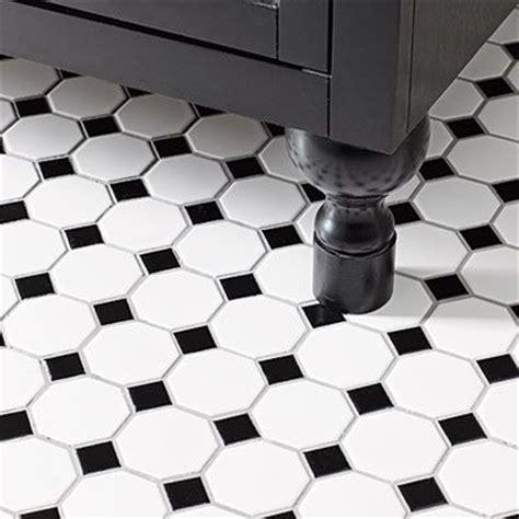Black And White Floor Tiles by Black And White Tile Floor Gen4congress