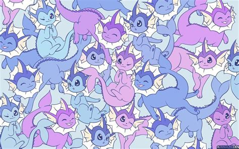 cat wallpaper tile vaporeon wallpapers wallpaper cave