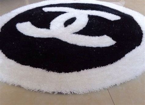 coco chanel rug logos shag rugs and rugs on