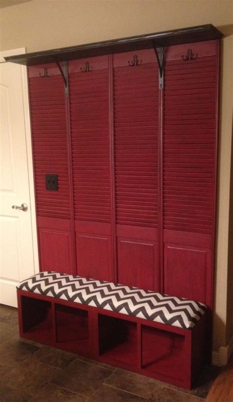 repurposed bathroom cabinet the 25 best ideas about repurposed shutters on pinterest