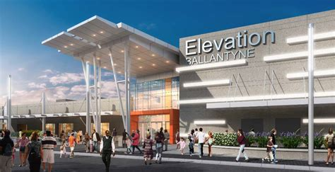 elevation church ballantyne
