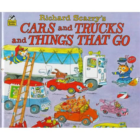 25 picture books about cars and trucks the 20 best books for preschoolers early childhood education zone