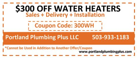 Washington Plumbing Code by Vancouver Wa Plumbing Company Announces Water Heater Combo