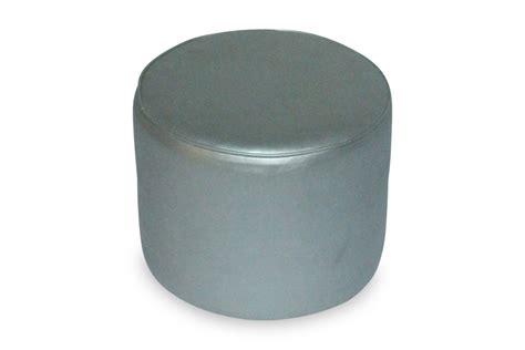 small grey ottoman small grey ottoman co small grey hide ottoman candelabra