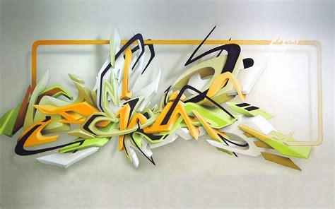 wallpaper en 3d 3d graffiti wallpapers wallpaper cave