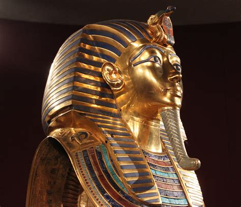 Take A Sneak Peek Of The New King Tut Exhibit At Union Station   KCUR