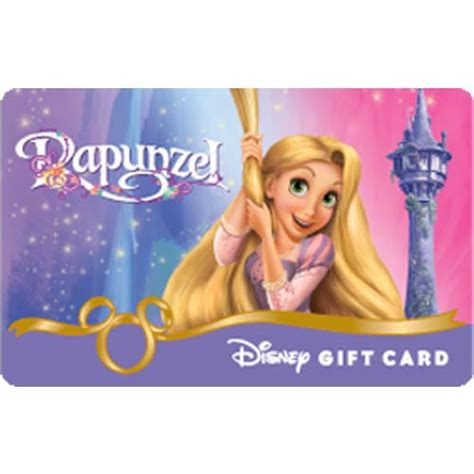 Disneyland Gift Cards - your wdw store disney collectible gift card rapunzel