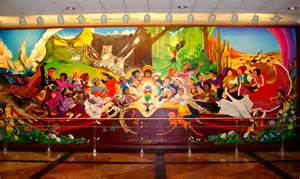 Denver Airport Wall Murals mural wallpaper denver airport murals wall mural printing