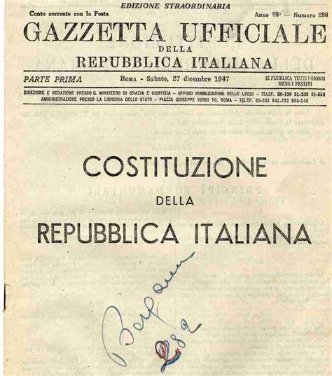 l italiano medio testo la costituzione italiana roberto benigni integrale