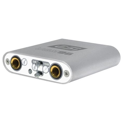 Audio Usb Mobil esi ugm96 ultra mobile usb audio interface at gear4music