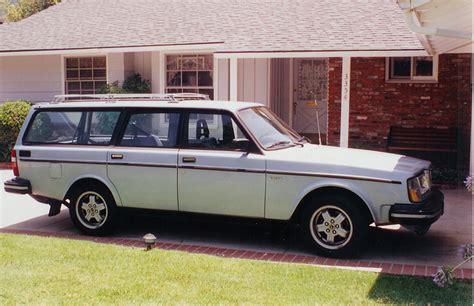 volvo  turbo wagon matt stone cars