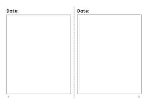 diary writing template ks1 diary writing frames and printable page borders ks1 ks2