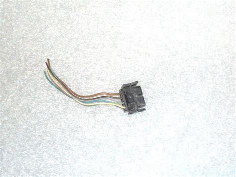 sell    bmw  il  tail light taillight wire wiring harness plug  motorcycle