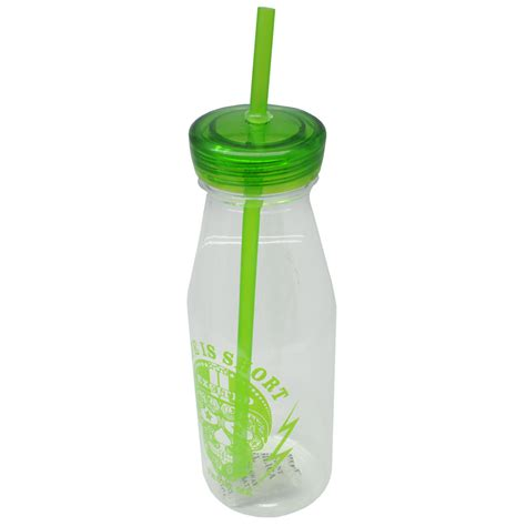 Botol Minum Cup Bottle botol minum skull is drink bottle 550ml sm 8471 green jakartanotebook