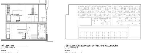bar section gallery of hihou denton corker marshall 14