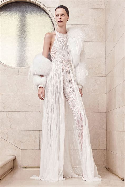 Atelier Versace Wedding Dresses by Atelier Versace Fall 2017 Haute Couture Collection Les