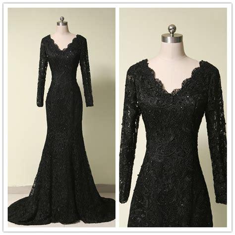 pattern for black lace dress lace dress black lace prom dress black mermaid dress