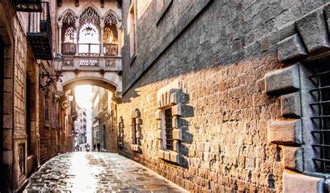 imagenes barrio gotico barcelona fotos del barrio g 243 tico de barcelona que explican por qu 233