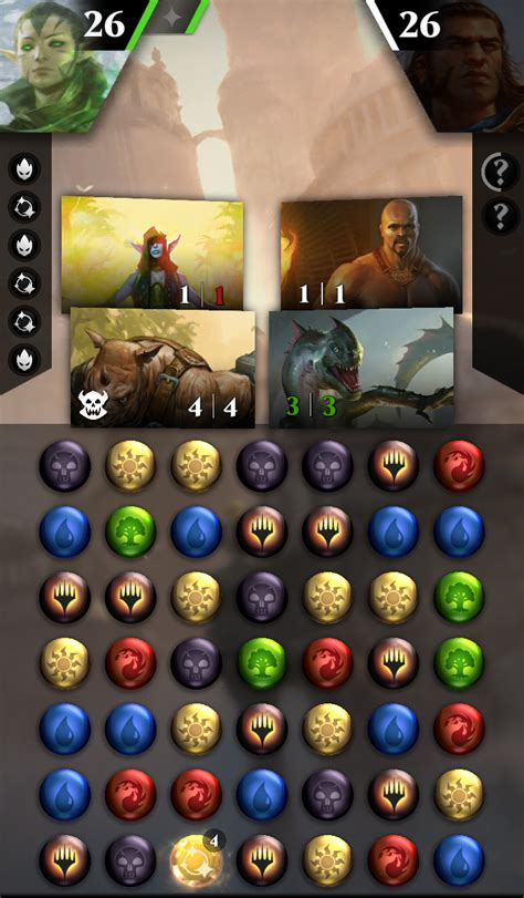 magic the gathering android magic the gathering puzzle quest coming to mobile