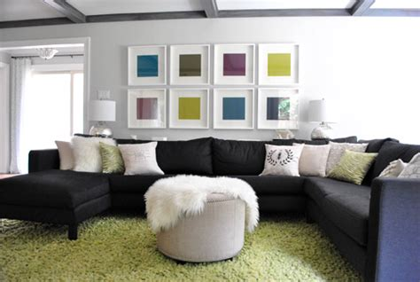 young house love sectional tea time how to tea stain pillow covers young house love