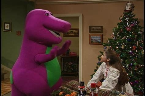 barney s night before christmas the movie 1999