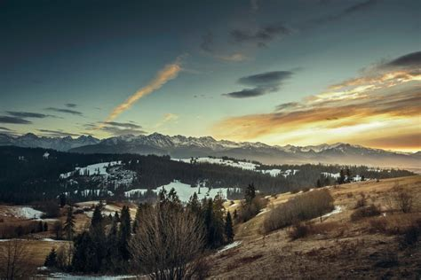 public domain images high resolution free photos public domain images mountain snow peak evening sunset