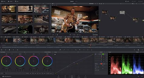 the definitive guide to davinci resolve 14 editing color and audio blackmagic design learning series books blackmagic davinci resolve 14 rivoluziona montaggio
