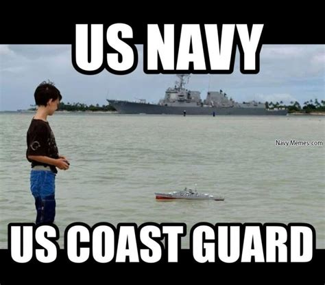 Us Navy Memes - us navy vs us coast guard navy memes clean mandatory fun