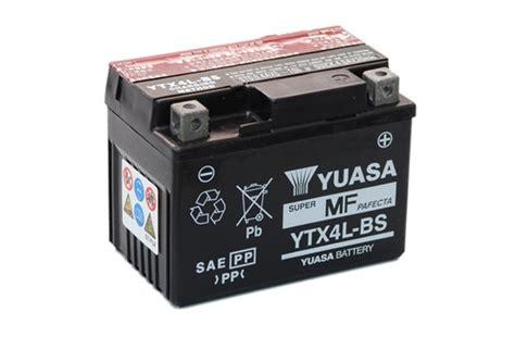 Ktm 450 Exc Battery Yuasa Ytx4l Bs Batteryktm Sxf 250 350 450 Ktm Exc F 250