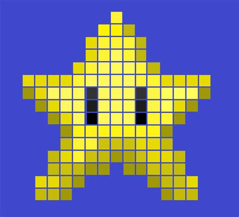 super mario pixel art by sullyvancraft on deviantart pixel mario star by pixeldinosaur on deviantart