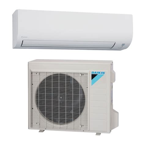Ac Daikin daikin 12 000 btu 15 seer heat air conditioner ductless mini split ftxn12nmvju