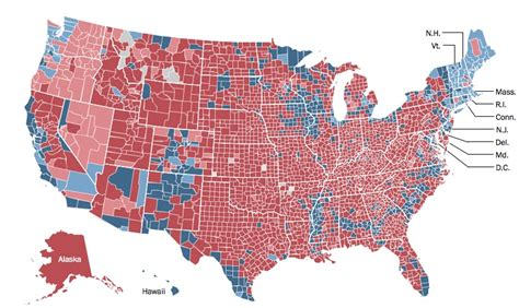us map and blue counties 2012 2012 us election map by county
