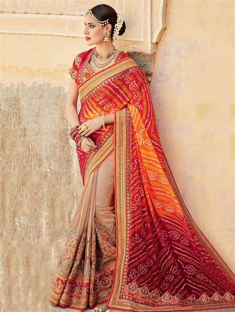 Wedding News by Indian Wedding Saree Designs Trends 2018 2019