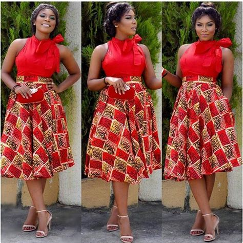 ankara skirts styles creative ankara style for ladies dezango fashion zone