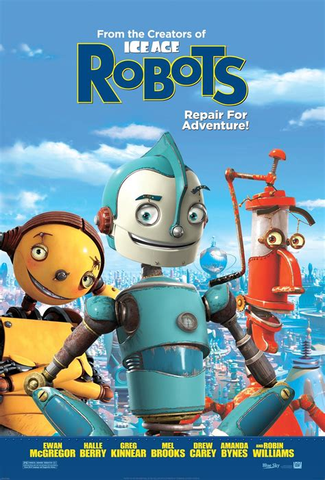 film robot video pin robots 2005 movie and pictures on pinterest