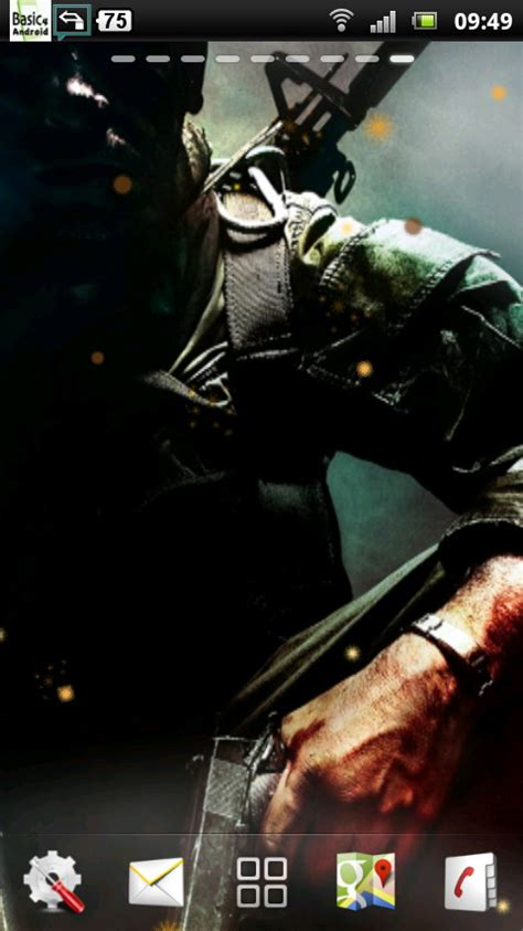 call of duty android call of duty live wallpaper 1 free for android