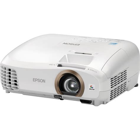 Home Projector by Epson Powerlite Home Cinema 2045 Hd 3lcd Home V11h709020