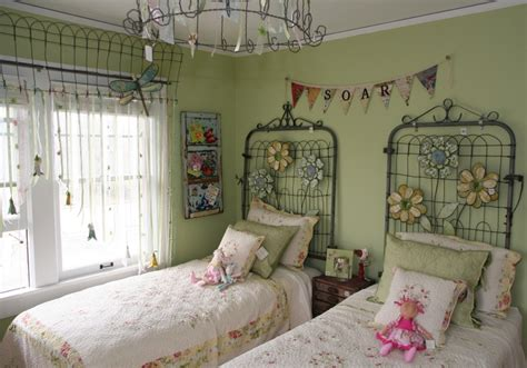 garden gate headboard dishfunctional designs don t fence me in creative uses