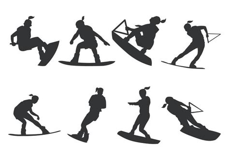 wakeboard boat clipart wakeboarding clipart
