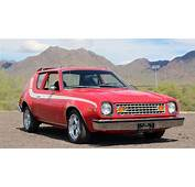 1977 AMC Gremlin  Top Speed