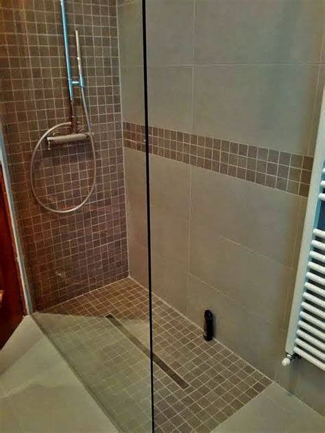 piatto doccia filo pavimento piastrellabile box doccia con piastrelle marroni box doccia torino