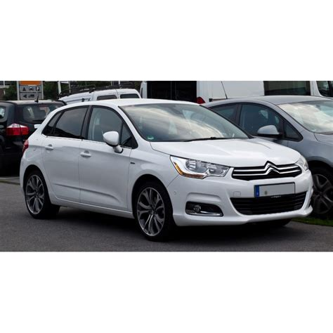 Citroen Hatchback by Citroen C4 5 Door Hatchback 2010 And Newer Pre Cut