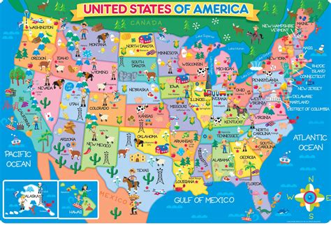 us map puzzle addicting read across america hoover library