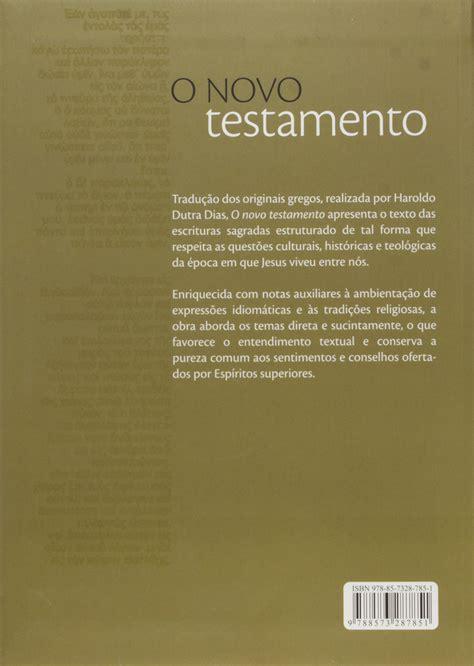 nuovo testamento pdf haroldo dutra dias novo testamento pdf